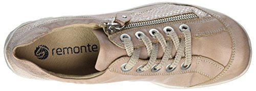 Remonte Screen Donna Casual Scarpe Stringate 8/41 Rosa Chiaro