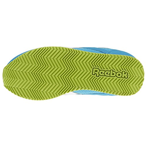 Reebok Bd5171, Zapatillas de Trail Running Unisex Adulto Varios colores (Caribbean Teal /         Kiwi Green /         White)