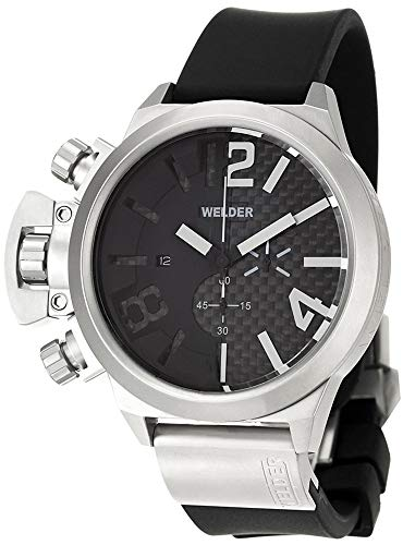 Welder by U-Boat K24 Chronograph Stainless Steel Mens Watch Calendar K24-3204