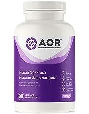AOR - Niacin No-Flush 90 Capsules - Non-Flushing Vitamin B3