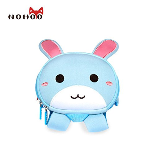 Children Cartoon Rabbit School Bags Fashion Kids Baby Backpack Waterproof Schoolbags for Boys Girls Cut Toddler Baby Bag