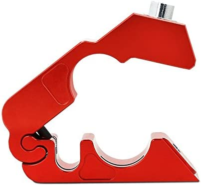 Antirrobo maneta de freno Aprilia SRV 850 rojo