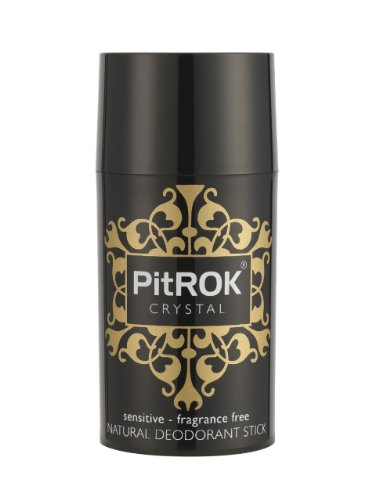Price comparison product image Pitrok Crystal - Natural Deodorant Stick - 100g