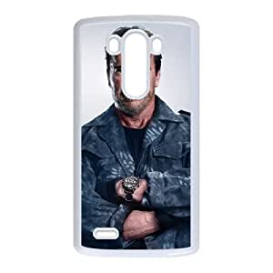 Expendables LG G3 Cell Phone Case White SA9733181
