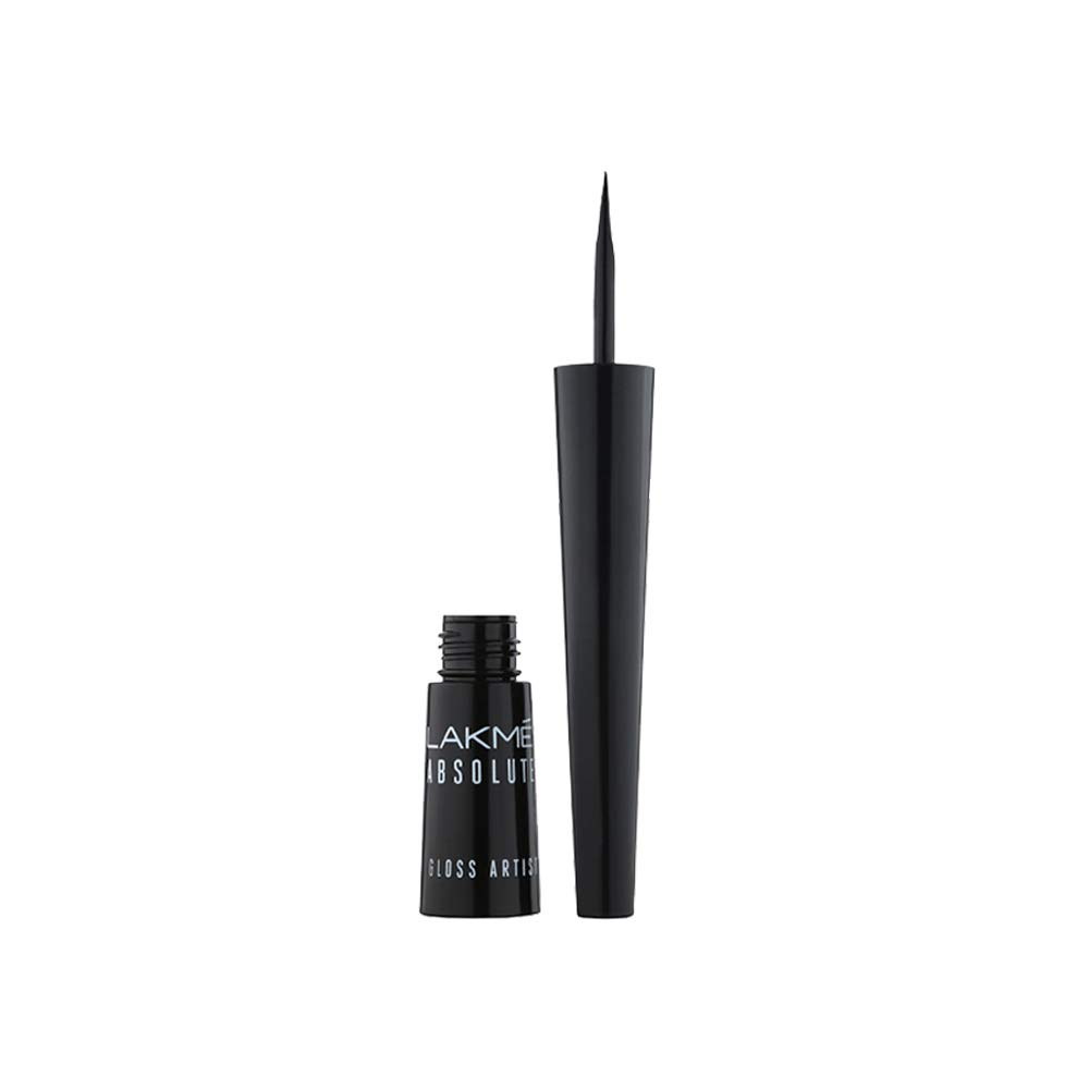 Lakme Absolute Gloss Artist Eye Liner, Black, 2.5ml product image