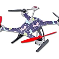 Skin For Blade 350 QX3 Drone – Unicorn Dream | MightySkins Protective, Durable, and Unique Vinyl Decal wrap cover | Easy To Apply, Remove, and Change Styles | Made in the USA