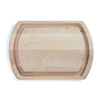 Reversible Countertop Board - J.K. Adams Large Reversible Maple Carving Board
