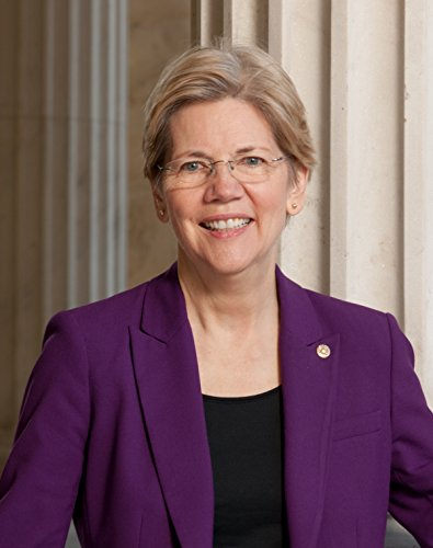 Elizabeth Warren United States Senator from Massachusetts Poster Art Photo American Politicians Posters