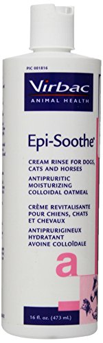 Epi-Soothe Cream Rinse/Conditioner Itch Relief Cats/Dogs, 16 oz