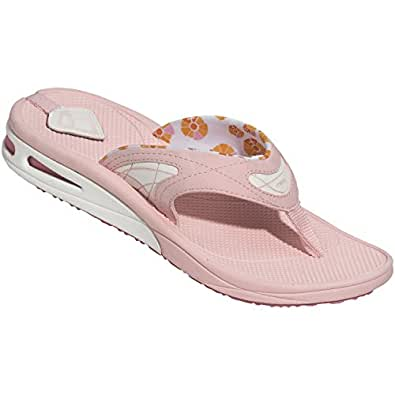 REEF STASH SANDALS - WOMENS - 8 - LIGHT PINK