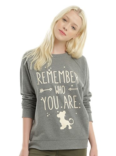 Disney The Lion King Simba Quote Girls Sweatshirt