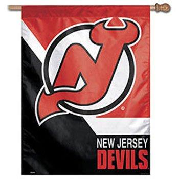 NHL New Jersey Devils Vertical Flag, 27