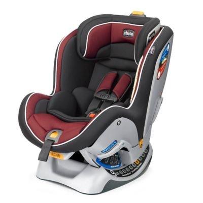 Chicco NextFit Convertible Car Seat in Studio