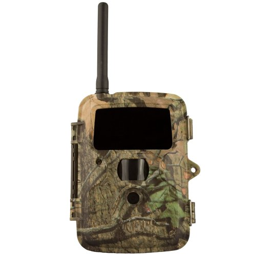 Covert Code Black Wireless Game Camera Mossy Oak 2427