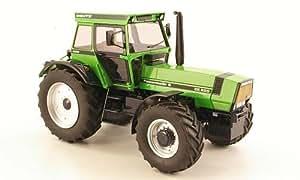 Deutz DX 230 Powermatic S, verde , Modelo de Auto, modello completo, Schuco 1:32