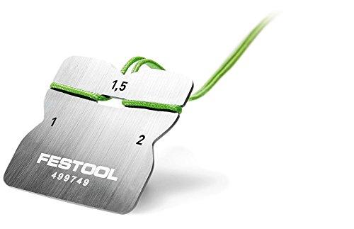 Festool 499749 - Rasqueta ZK HW 45/45