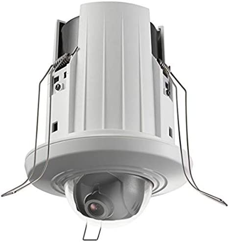 2MP Recessed Dome Network Camera