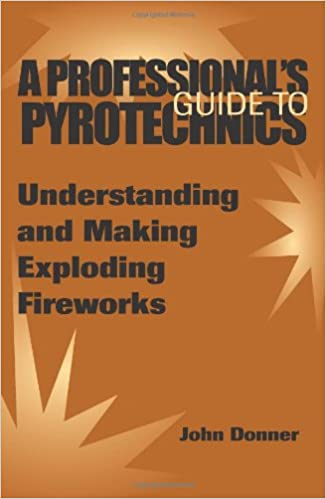 A Professional's GuideTo Pyrotechnics: Understanding And