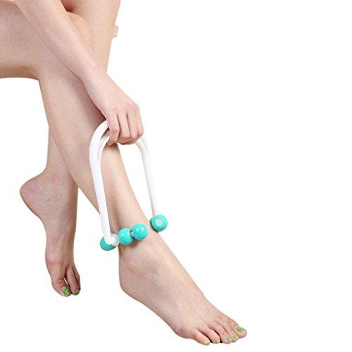 Fangfeen Roller Body Slimming Massager Foot Calf Magic Shapely Legs Massage...