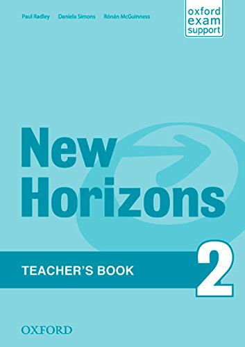 Read Online New Horizons: 2: Teacher's Book pdf