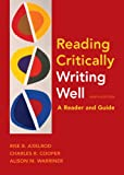 Reading Critically, Writing Well 9e: A Reader and Guide, Books Central