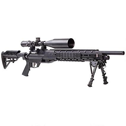 Benjamin BTAP22SX Armada  22 PCP Rifle, Black