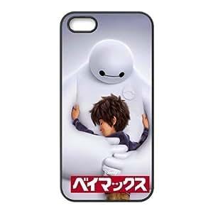iPhone 5c iPhone 5c TPU Gel Skin / Cover, Cartoon Baymax TPU iPhone 5cg Back Case - Big Hero 6