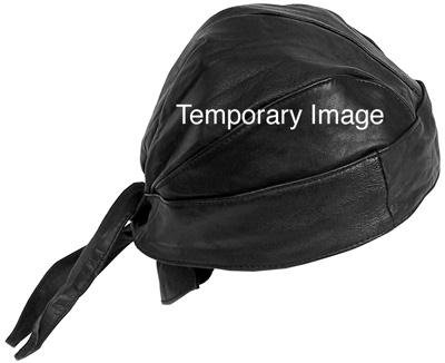 Lambskin Leather Skull Cap (Lambskin Leather Skull Cap)