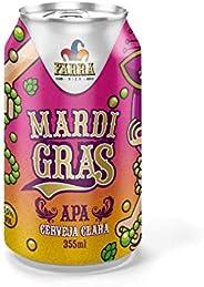 Cerveja Farra Bier, Mardi Gras, American Pale Ale, Lata, 350ml 1un