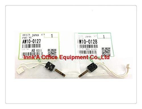 Printer Parts 1Set AW10-0127 AW10-0128 Original Fuser Thermistor for Yoton MPC2050 MPC2030 MPC2550 MPC 2551 2010 2530 (AW100128) (AW100127) 419q3pf12NL