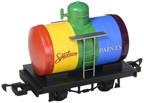Li'L Big Haulers Spectrum Paints G-Scale Tank Car, Large ()