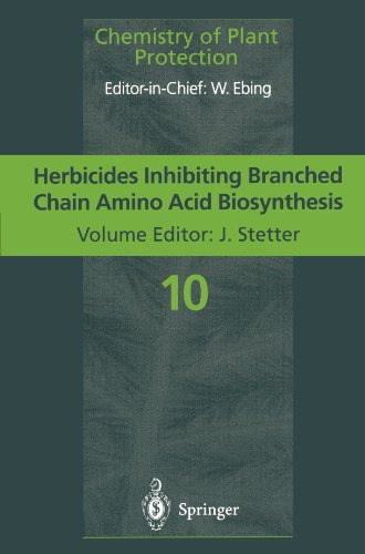 Herbicides Inhibiting Branched-Chain Amino Acid Biosynthesis: Recent Developments (Chemistry of Plant Protection)