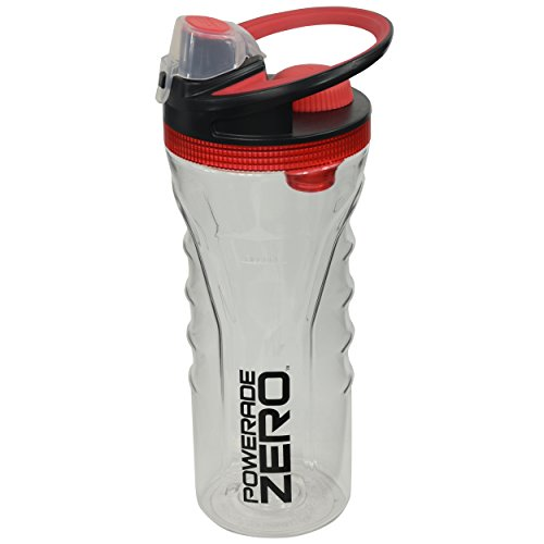 Cool Gear Powerade Zero Bottle, 20 oz, Red by Cool Gear