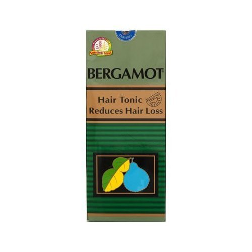 Bergamot Reduces Hair Loss Hair Tonic Green 200ml. (Regular Formula) ( Hot Items ) by gole