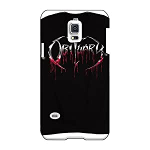 Perfect Cell-phone Hard Cover For Samsung Galaxy S5 Mini With Support Your Personal Customized HD Obituary Band Series