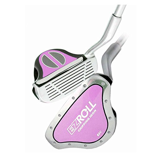 Intech EZ Roll Ladies Right Hand Pink Golf Chipper - 33 ½ Inches by Intech EZ (Image #2)