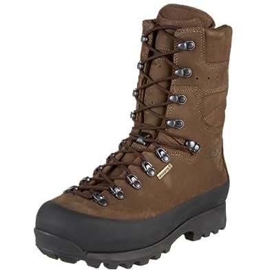 Kenetrek Men's Mountain Extreme Ni Hunting Boot,Brown,8 M US