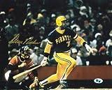 Autographed Dave Parker Picture - 8x10 horizontal gold sig) - Autographed MLB Photos