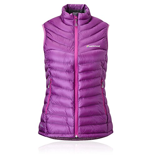Vest Montane Women's Purple Featherlite Down tt8qvwz