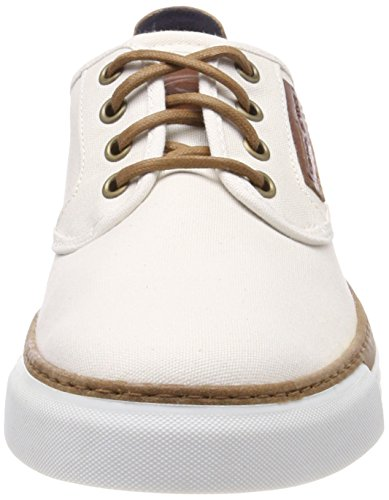 Camel 14 Active Blanc Basses Sneakers Homme Racket white Off qrAwCq