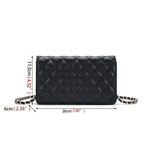 Bag Shoulder Square Small Fashionable Huama Lingge 57AFHW87nx