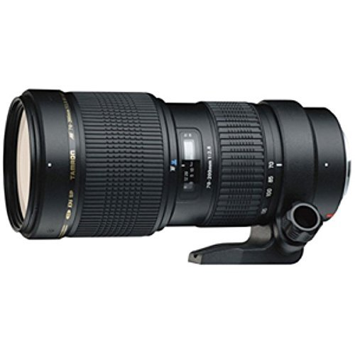 Tamron Auto Focus 70-200mm f/2.8 Di LD IF Macro Lens for Canon Digital SLR Cameras (Model A001E) (International Model) No Warranty