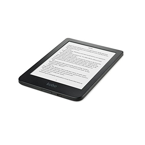 "Kobo Clara HD 6"" Carta E Ink Touchscreen E-Reader"