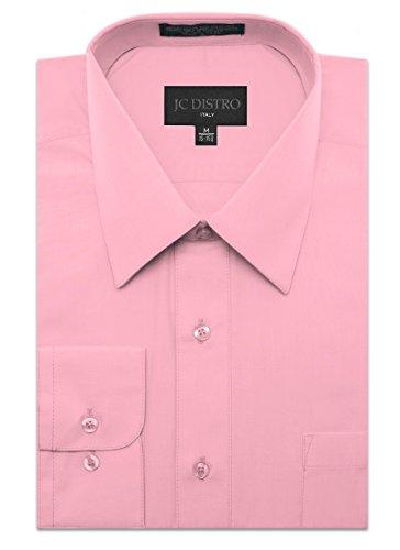 4xl pink dress shirt - 1