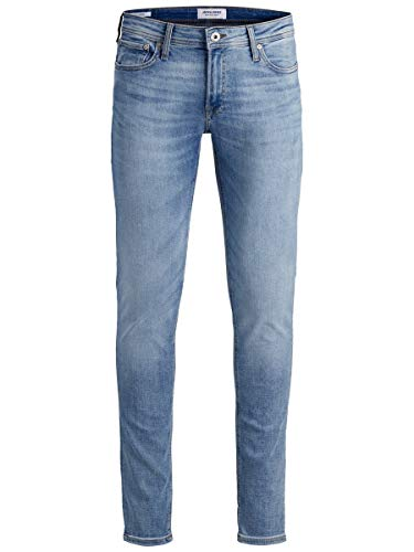 JACK & JONES Herren Skinny Fit Jeans Liam ORIGINAL AM 792 50SPS