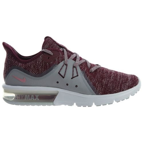 Sequent Femme Max 3 Running Grey elemental Pink Bordeaux Compétition Nike wolf De Air Chaussures Wmns twqHRpA