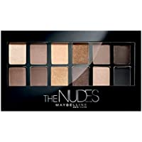 Maybelline The Nudes 0.34 oz. Eyeshadow Palette