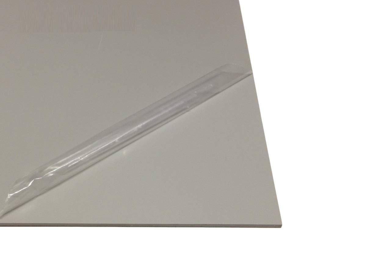3,0/mm Forex/® Color Gris Plaque de mousse dure 3050/x 315/mm Messe mural PVC