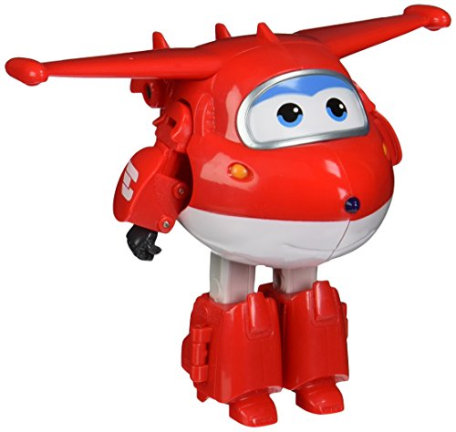 HOGI(JETT) – Super Wings Transforming plane Toy Funny Flux TV Animation Character