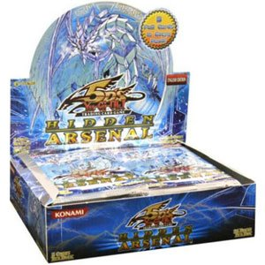 YuGiOh 5D's Hidden Arsenal Booster Box (36 packs) [Toy] ()